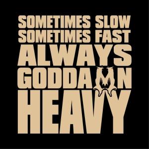 SlowFastHeavyMGold