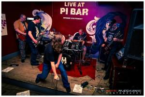 Live at Pi Bar 1