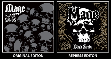 Black Sands Original and Repress