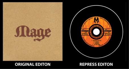 EP Original and Repress